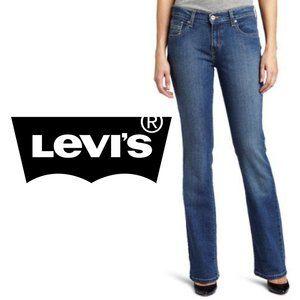 Levi's 515 Bootcut Jeans - Size 4